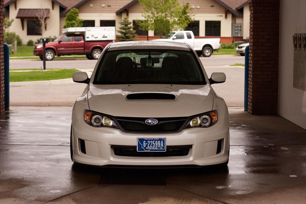 2012 Subaru Impreza WRX | '12 Subaru WRX STI on Klutch SL14's