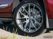 Gord B's Davenport-Tuned Cadillac Escalade on Forgeline One Piece Forged Monoblock VX1-Truck Wheels