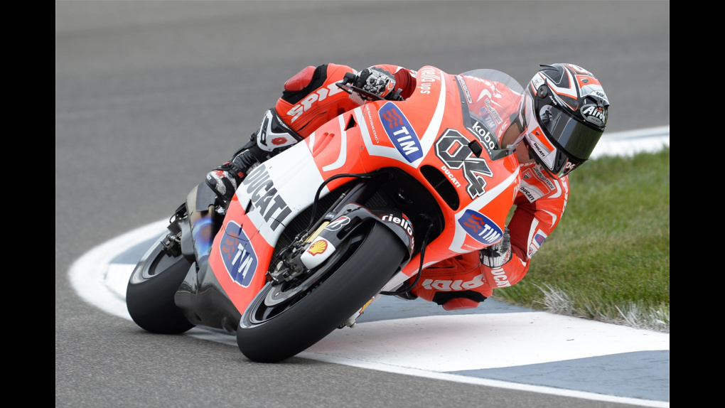 2013 Ducati  | 2013 MotoGP - Indianapolis - Dovizioso