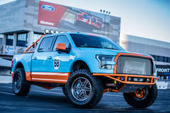 2015 Galpin Auto Sports (GAS) Ford F-150 SEMA