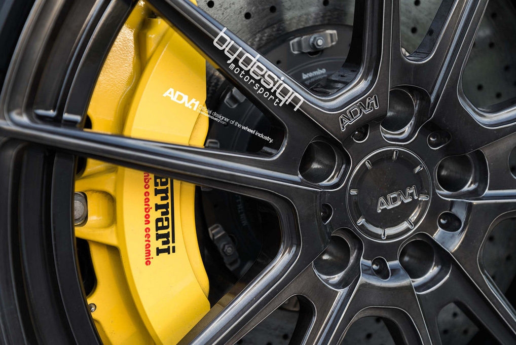 2013 Ferrari 458 Italia   '13 Ferrari 458 Italia on ADV.1's