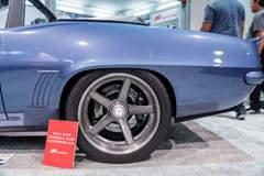 Rodd Kneeland's Ambition Road '69 Camaro Convertible on Center Locking Forgeline CF3C Concave Wheels
