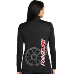 Forgeline Vertical CAD Ladies Sport-Tek PosiCharge Competitor 1/4-Zip Pullover