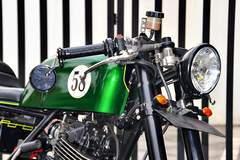 Simoncelli Tribute Bike