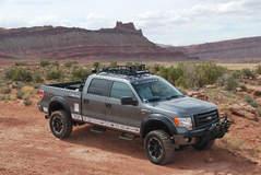 Hellwig F150 at Moab