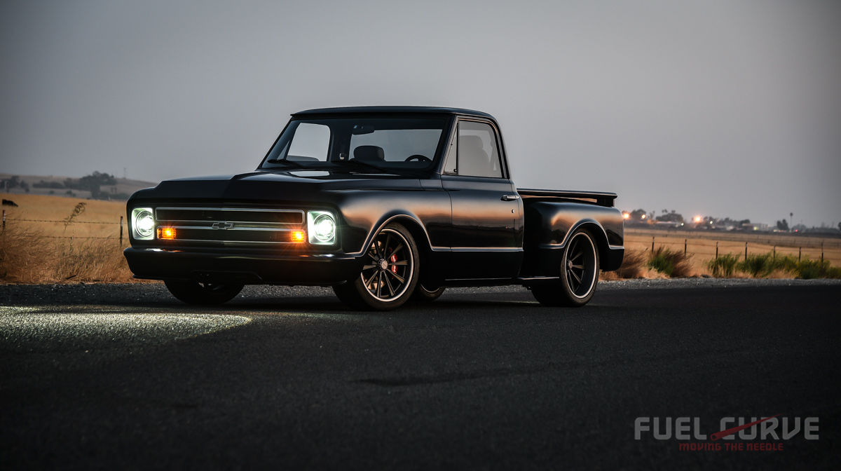 1967 chevy c10 wheels and tires