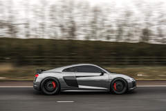 Black Chrome Audi R8 - ADV5.0 M.V2 CS Series Wheels