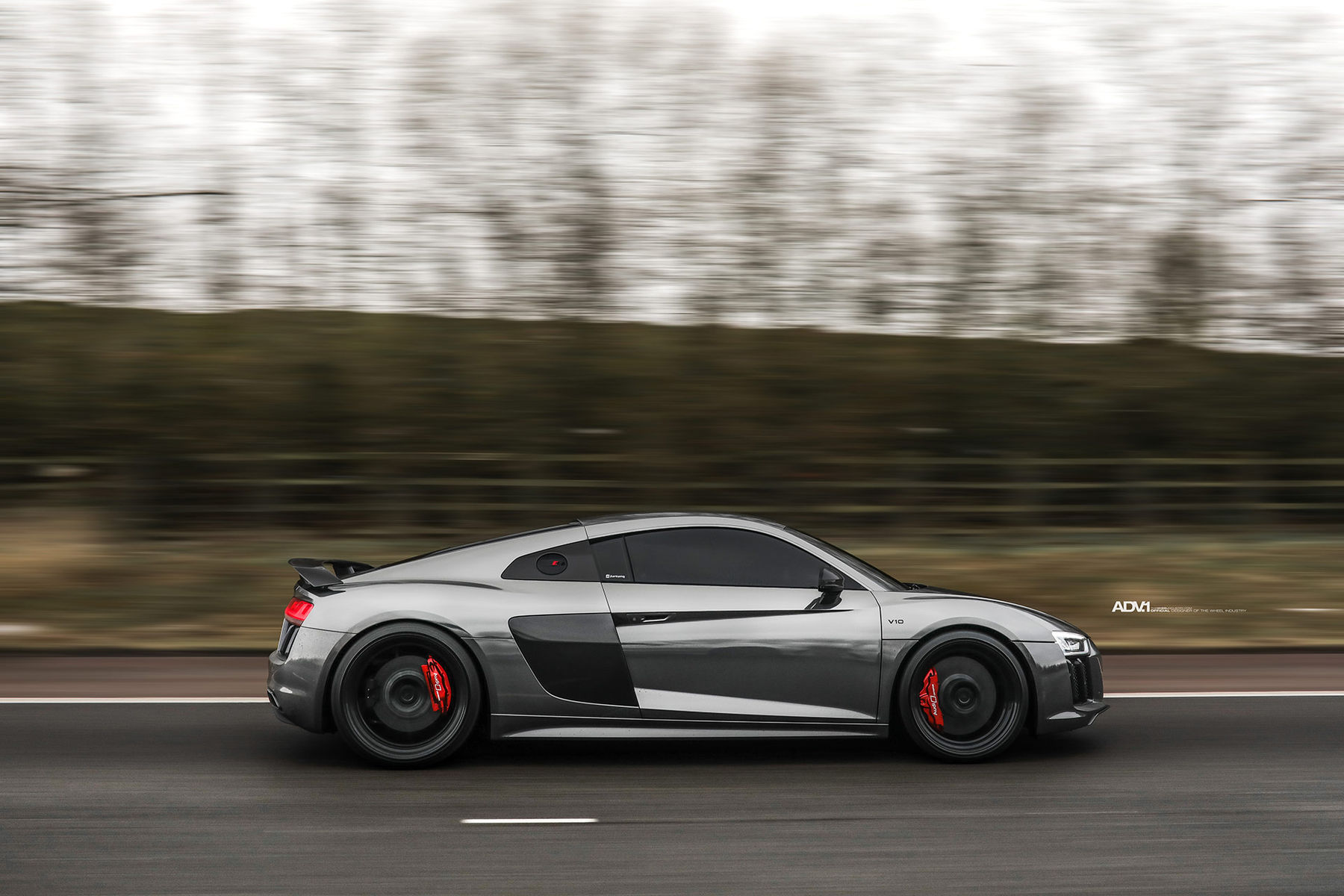 Audi R8 | Black Chrome Audi R8 - ADV5.0 M.V2 CS Series Wheels