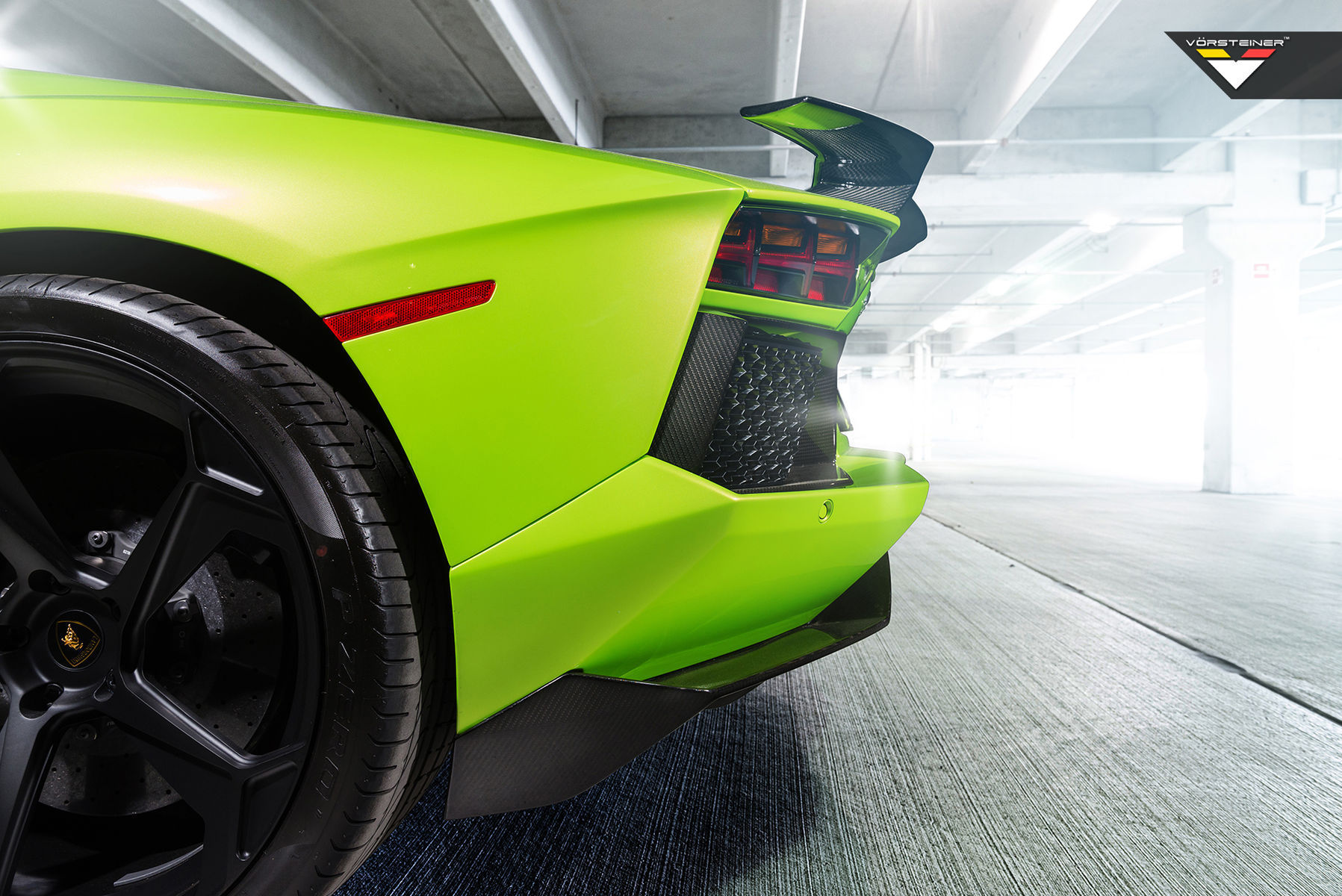 2013 Lamborghini Aventador | Vorsteiner AVENTADOR-V for the Coupe / Roadster
