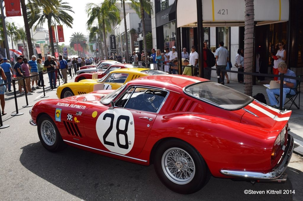 | Ferrari Vintage GT Racing Class