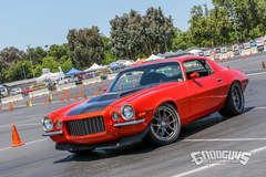 Nick Relampagos' Muscle Machine of the Year Finalist '70 Camaro on Forgeline VX3C Wheels