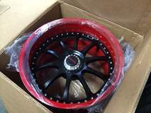 Center Locking Forgeline ZX3P Wheel for the Fast N Loud Chevy C-10 Pikes Peak Pace Truck