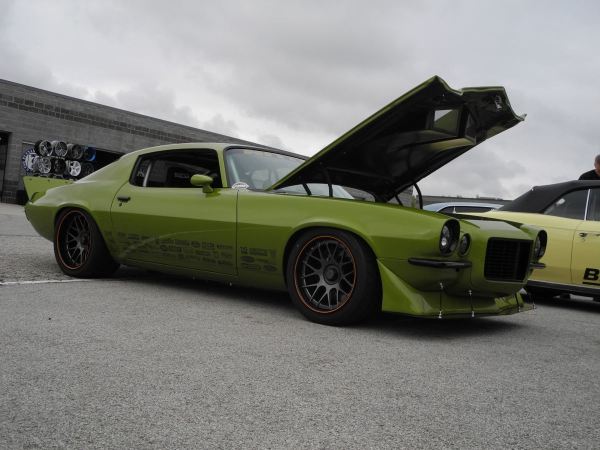 1973 Chevrolet Camaro | D&Z Customs