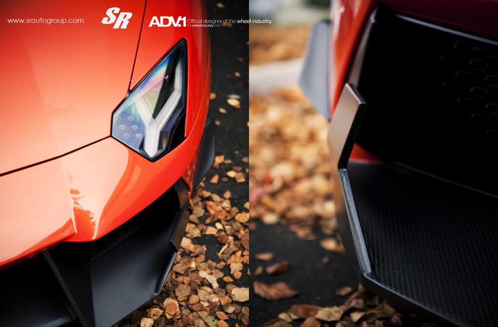 2014 Lamborghini Aventador   '14 Lamborghini Aventador on ADV.1's