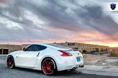 Custom Nissan 370z - Sunset Views