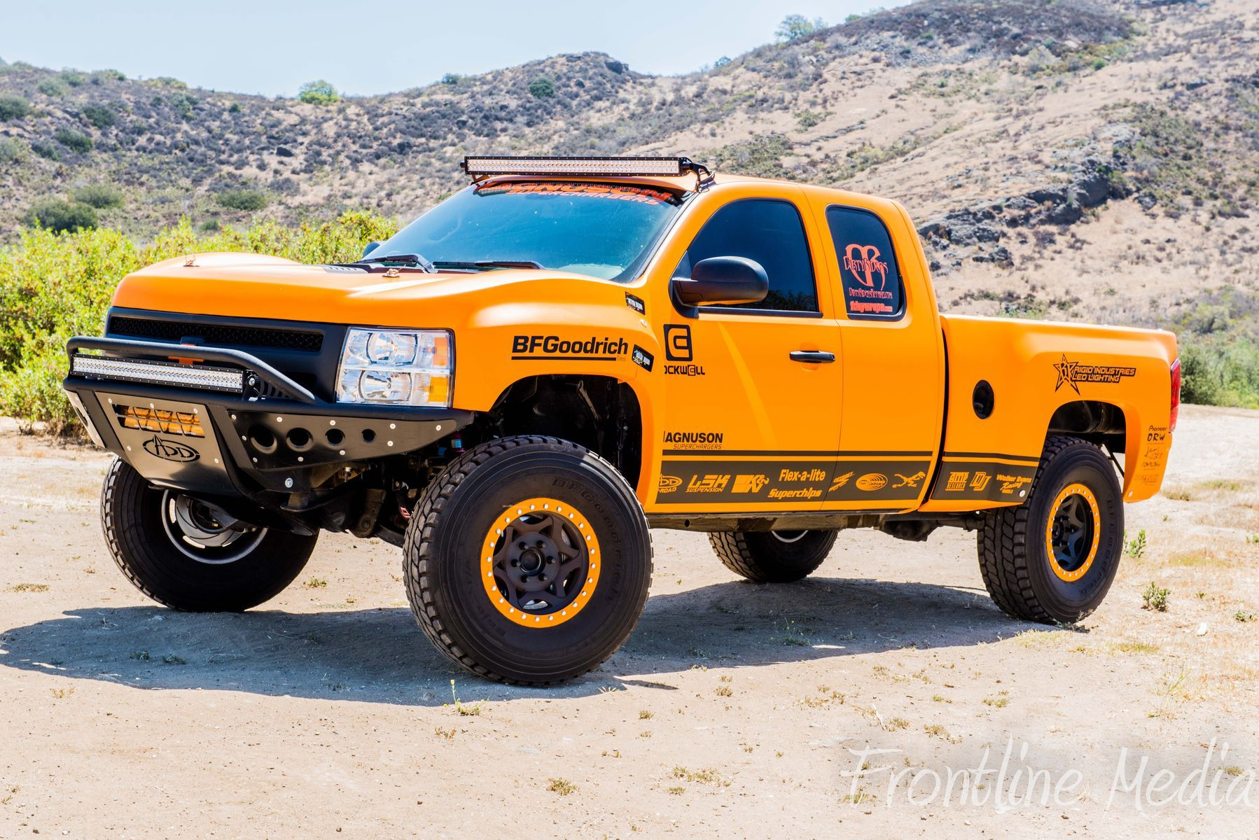 2012 Chevrolet Silverado 1500 | Chevy Silverado - Childrens Hospital Project