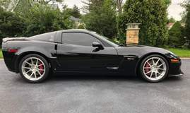 Ryan's C6 Corvette Z06 on Forgeline One Piece Forged Monoblock GS1R Wheels