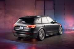 H&R 2016 Audi SQ5 - Back