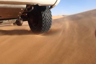 Preparation to 2016 Rallye Aicha des Gazelles
