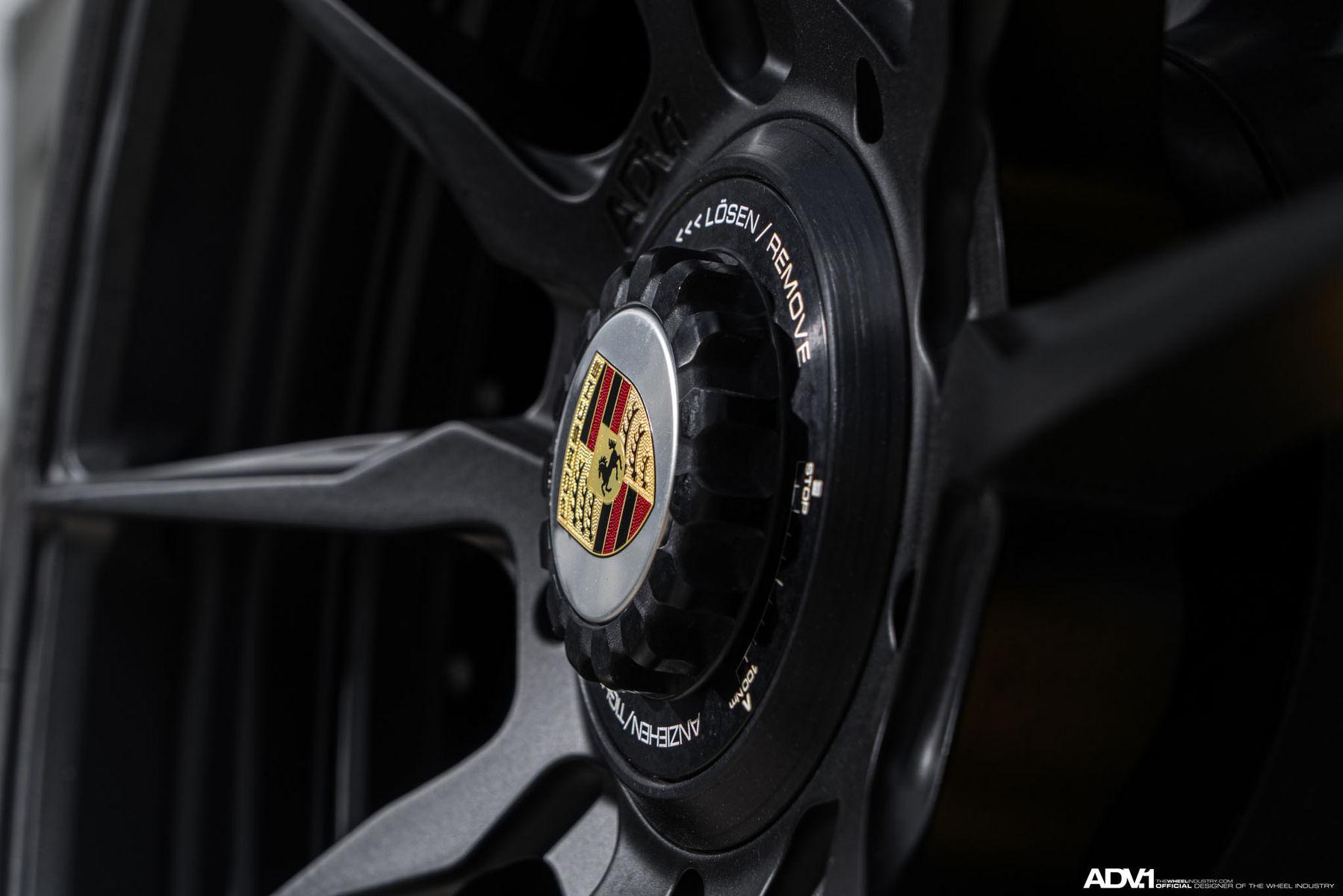 Porsche 911 | ADV.1 Wheels Porsche 911 Turbo S