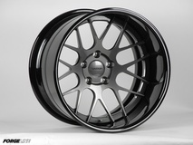 Forgeline DE3C Concave Wheel for NHRA Champ Tony Schumacher