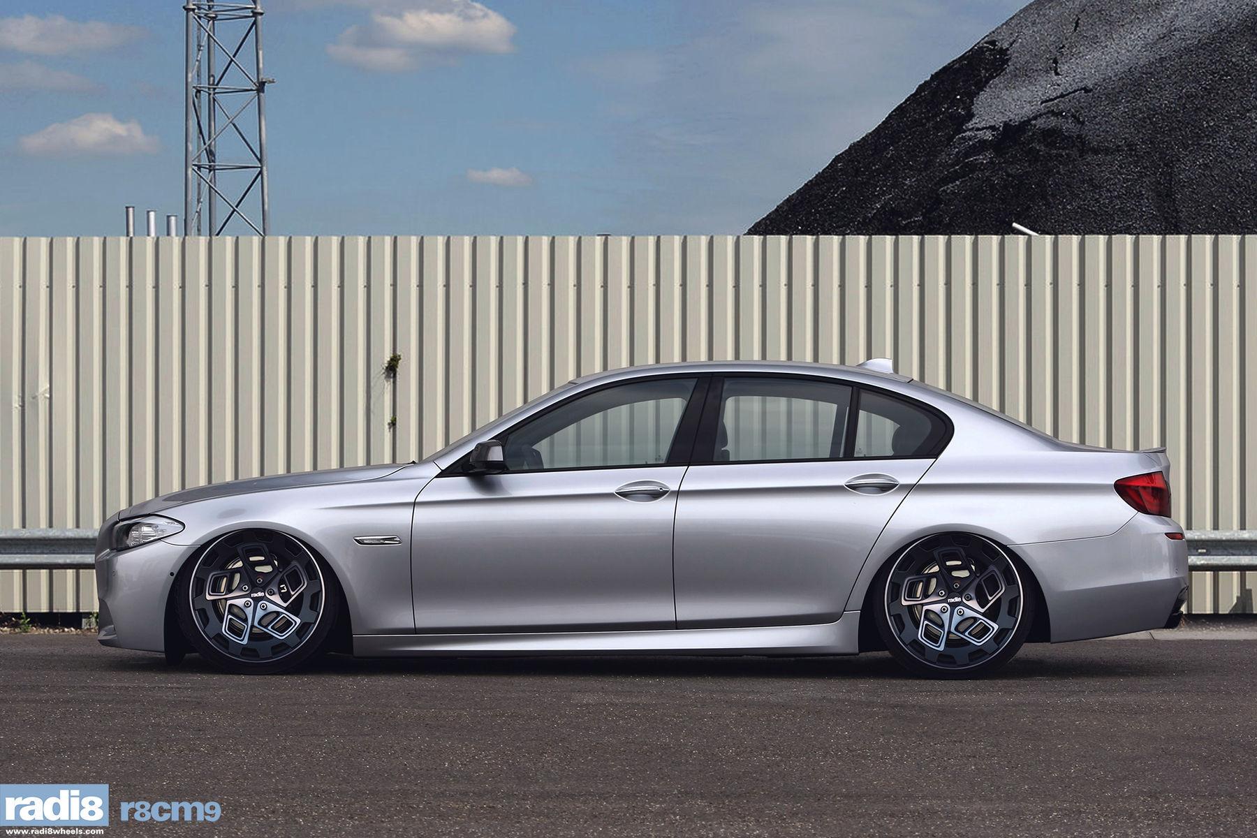 BMW 5 Series | radi8 r8cm9 - BMW 550D