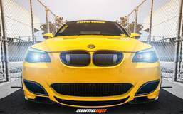 The face of the e60 m5