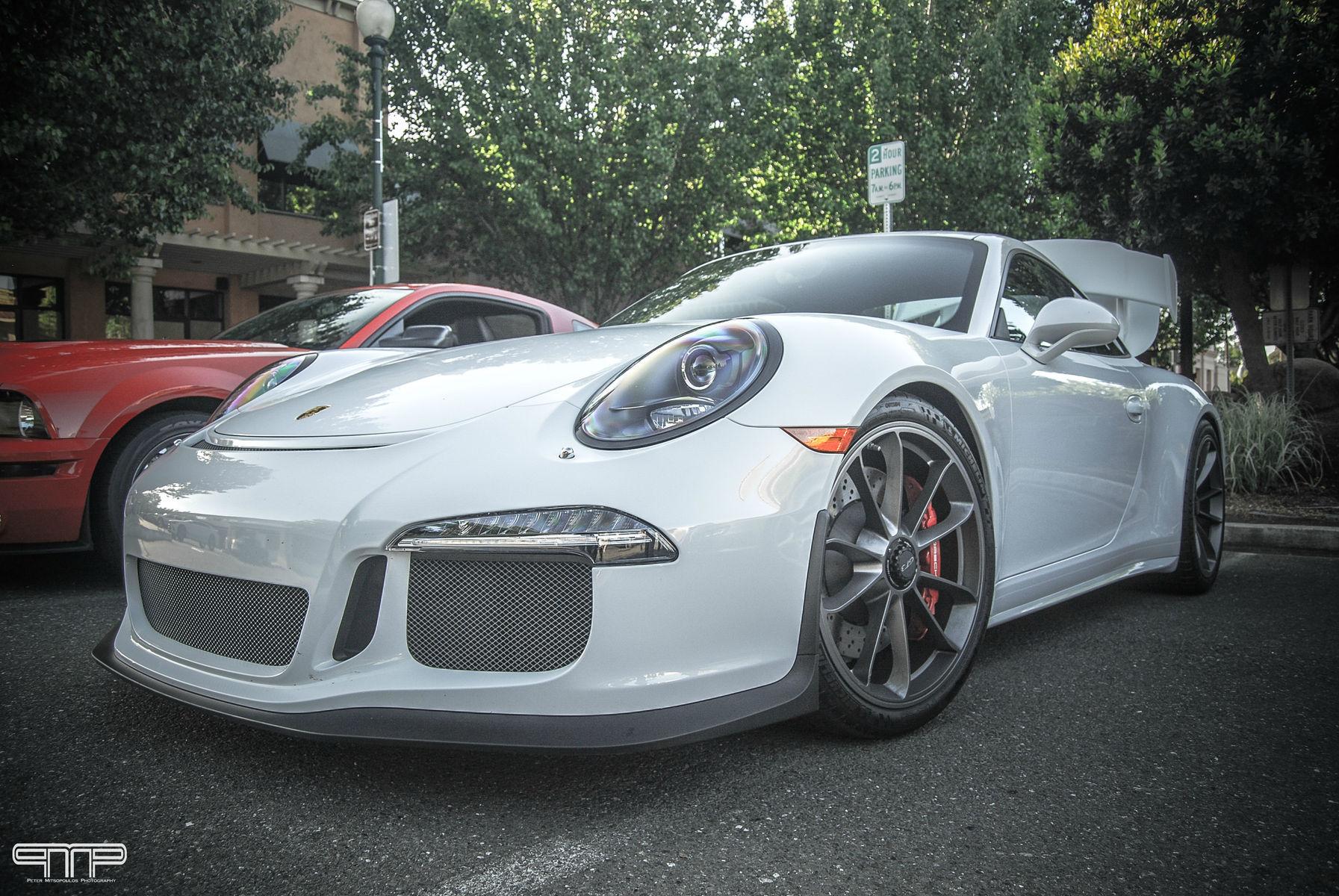 2015 Porsche 911   Porsche 911 GT3