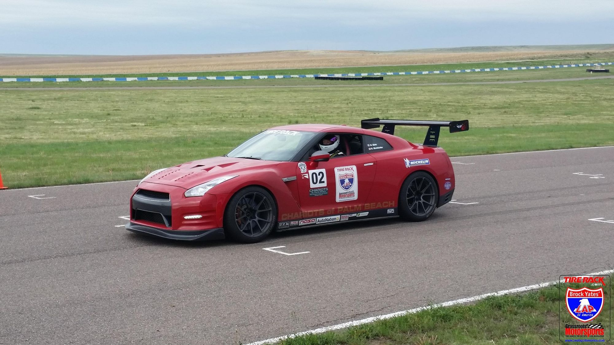 Nissan GT-R   2015 One Lap of America