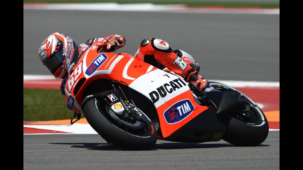 2013 Ducati    2013 MotoGP - Austin - Hayden
