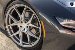BMW i8 Charcoal - Wheel Close-up