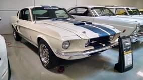 Original 1967 Shelby GT500