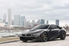 BMW i8 - Front Angle