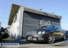 Bentley - Front Angled Shot