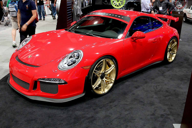Porsche    Porsche 991 GT3