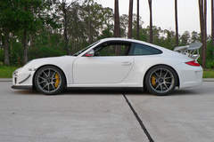 Project GT3RS 4.0 on Forgeline GA1R Wheels