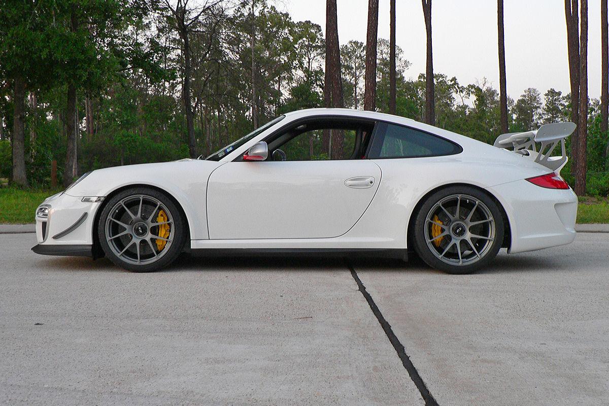 2011 Porsche 911 |  Project GT3RS 4.0 on Forgeline GA1R Wheels