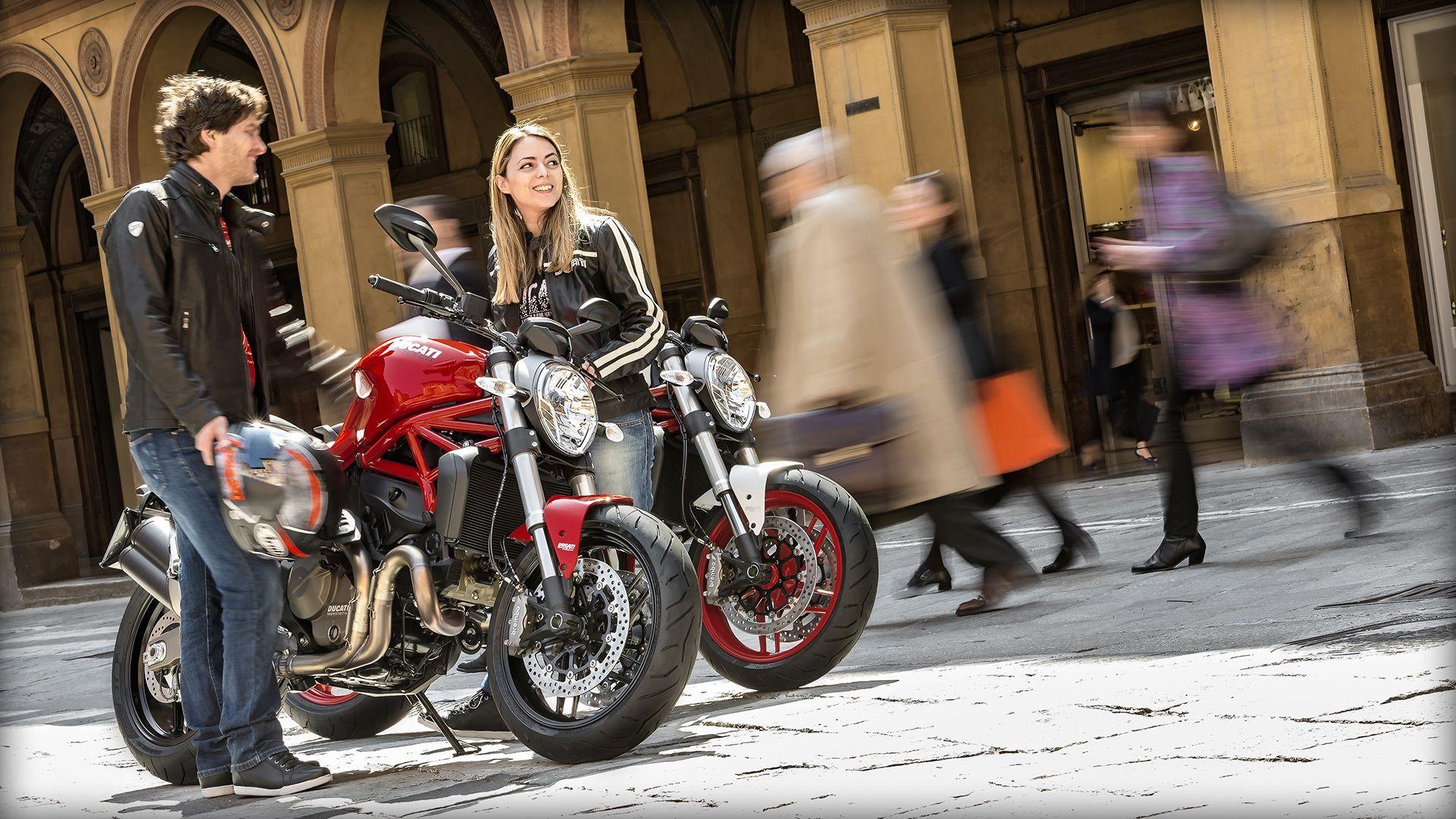 2015 Ducati Monster 821 | Ducati Monster 821