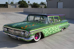 Rob's '58 Nomad Wagon