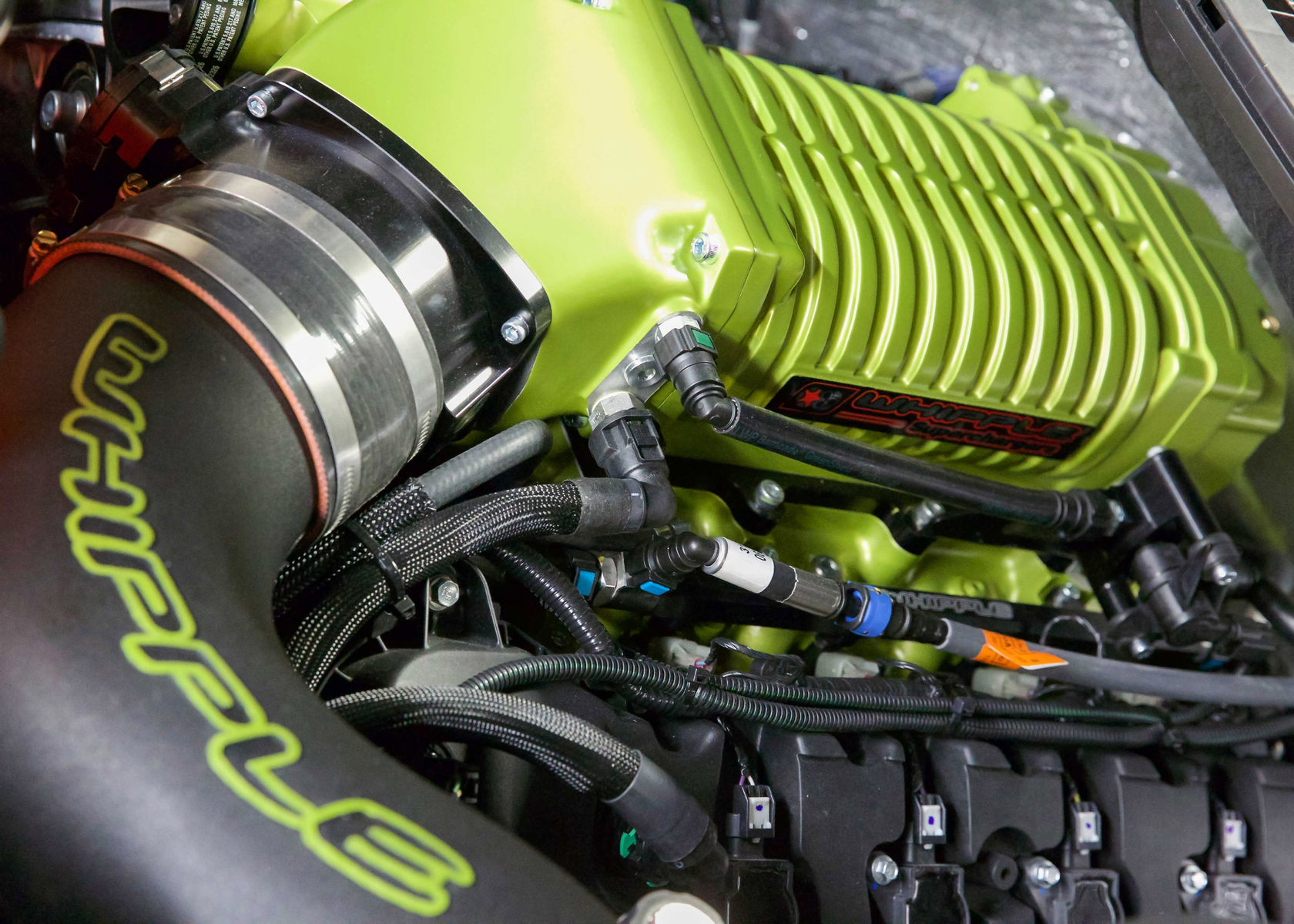 2016 Ford F-150 4x2 XLT SuperCrew by Hulst Customs - Green