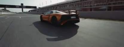 VIDEO: Lamborghini LP750-4 SV hits 217 mph