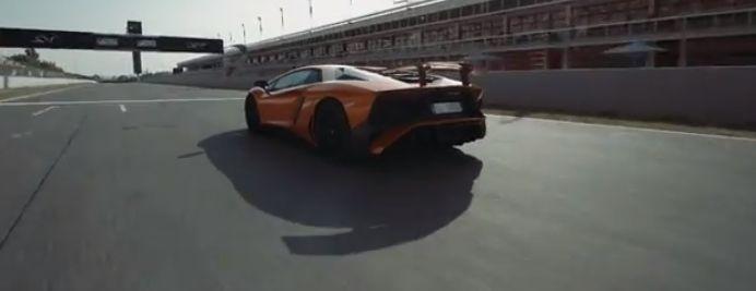 Lamborghini  | VIDEO: Lamborghini LP750-4 SV hits 217 mph