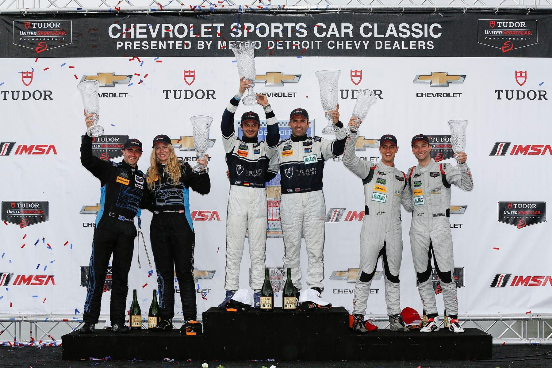 Porsche  | Detroit Grand Prix TUDOR Championship 2015