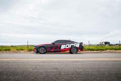 Borla Chevrolet Camaro SS - Supercharged - SEMA Build