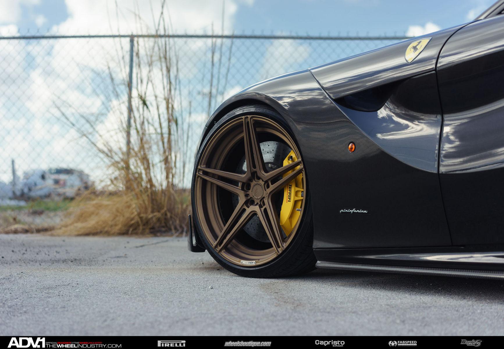 Ferrari F12 Berlinetta   Ferrari F12 Berlinetta   ADV.1 Wheels