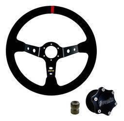 Sport - Quick Release Steering Wheel Kit