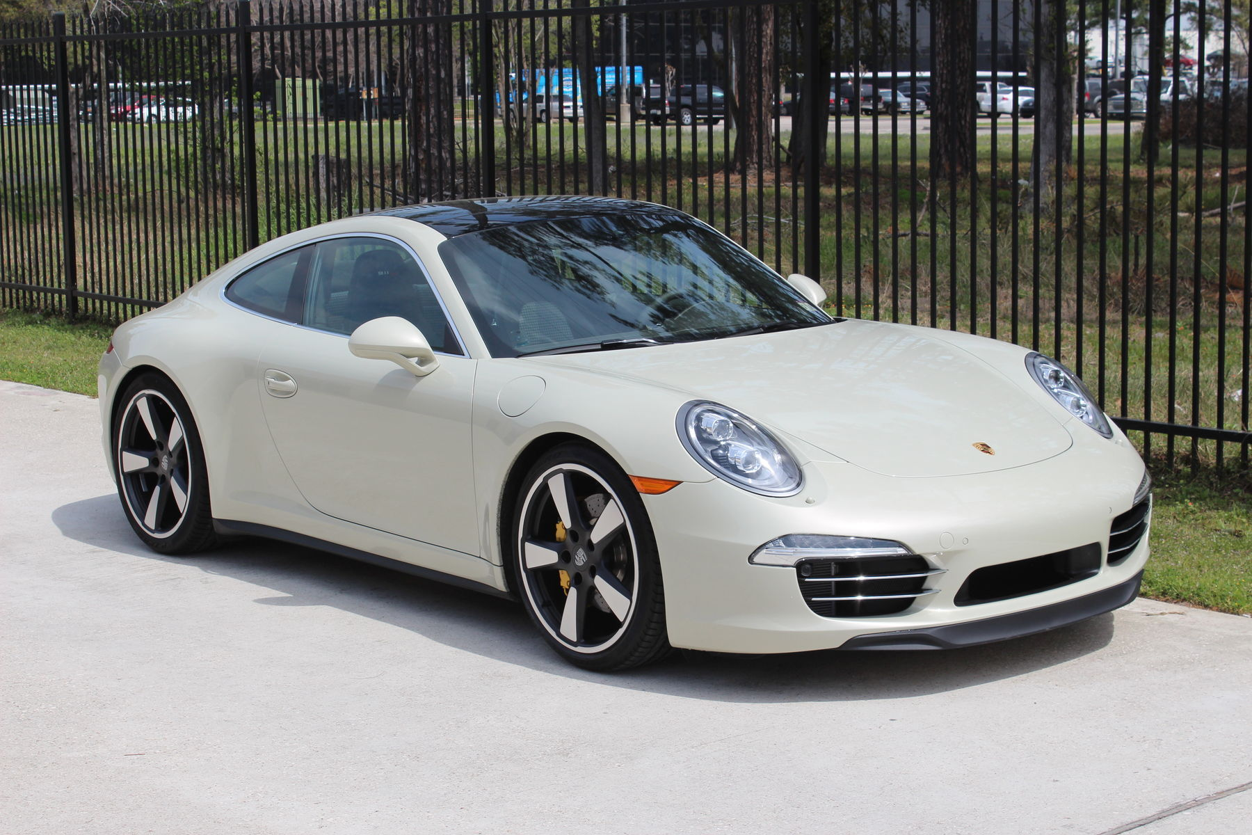 Porsche 911 | Porsche 911 50th Edition with XPEL ULTIMATE protection