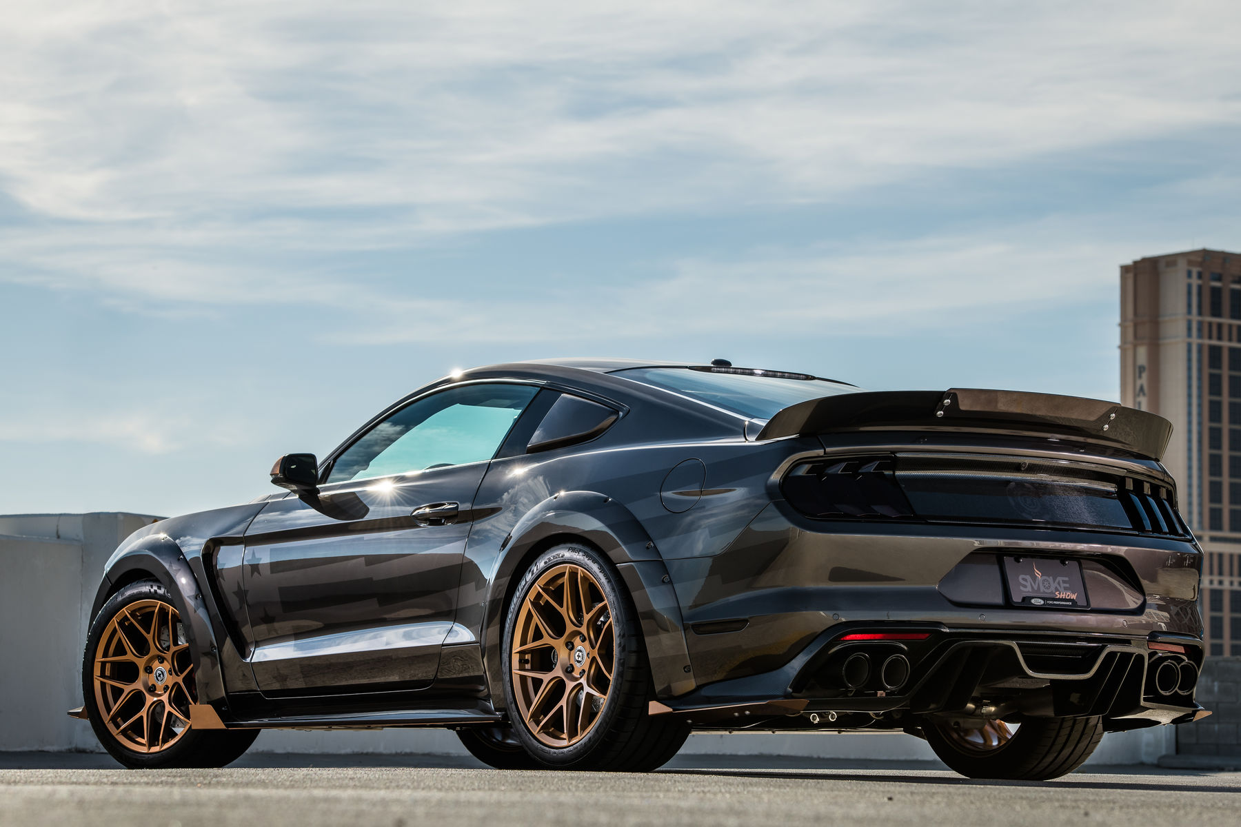 2019 Ford Mustang GT Fastback by CJ Pony Parts - Las Vegas