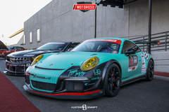 """HG Performance Porsche 991 GT3 """"Street"""" Cup - SEMA 2016"""