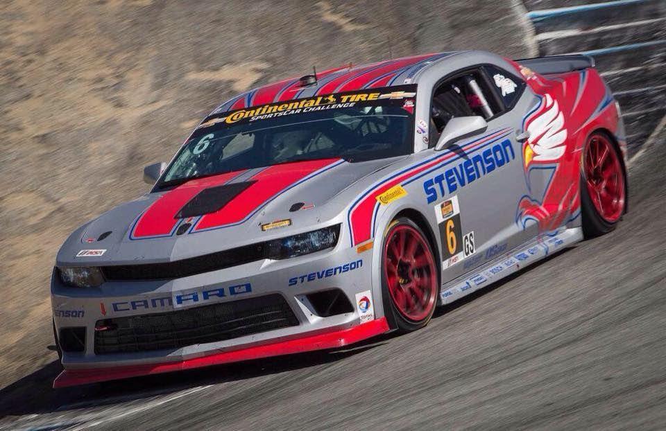 Chevrolet Camaro | IMSA CTSC GS Class Race at Laguna Seca